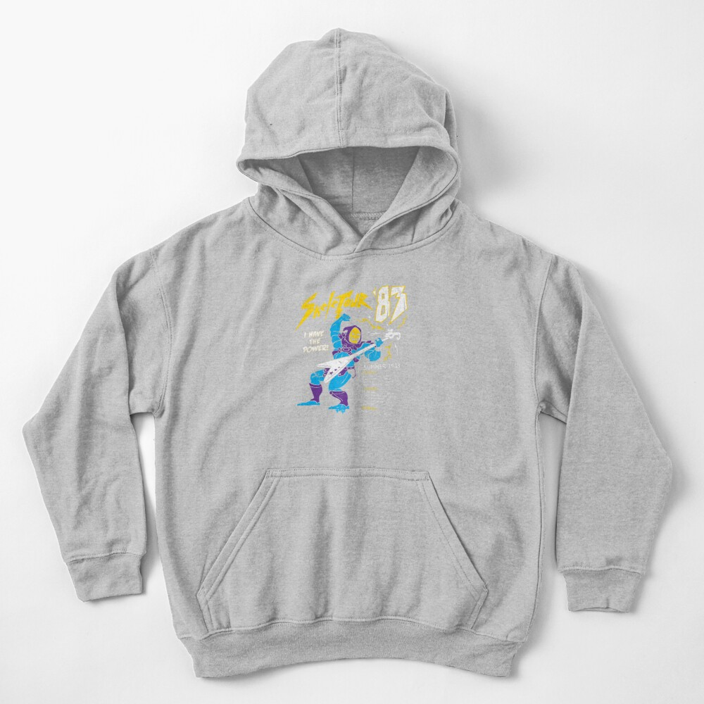 Skeletour '83 Kids Pullover Hoodie