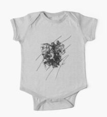 Cool Rusty Grunge Vintage Scratches  Kids Clothes