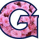 Florales Georgetown von retr0babe