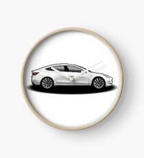 Reloj Tesla Model 3 Pixel Car