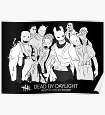 Killers (Dead by daylight) dark version Poster