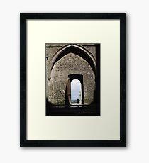 Rock of Cashel, Ireland Framed Print