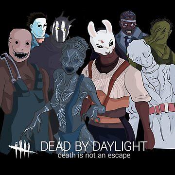 Killers (Dead by daylight) by EstelaAyuso