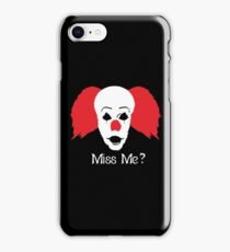 Pennywise (1990) iPhone Case/Skin