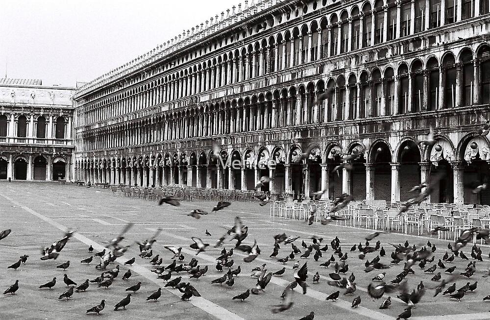 Pillars  by Venice