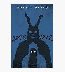Donnie Darko Redesign Photographic Print