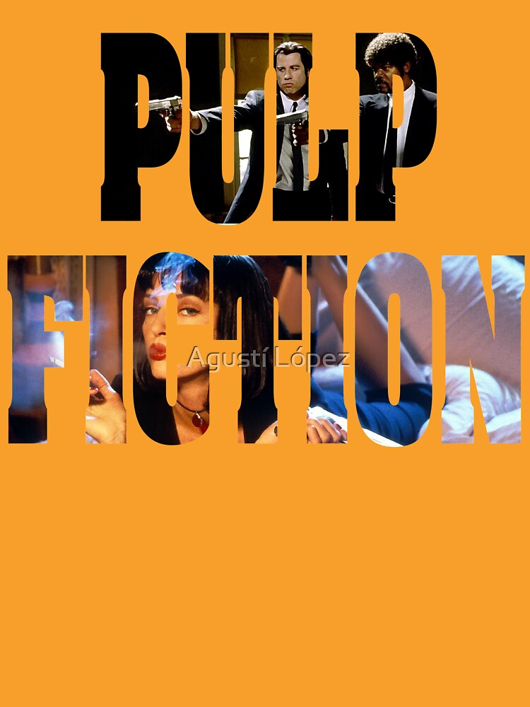 Pulp Fiction by AgustiLopez