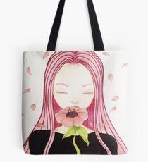 Hazy Daisy Tote Bag