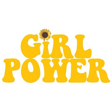 GIRL POWER - Estilo 1 de maddisonegreen