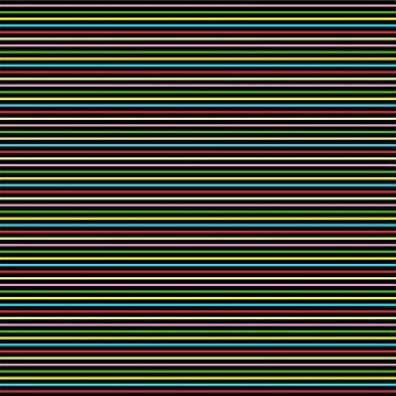 Toucan Stripe by nealdepinto