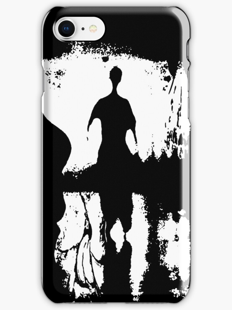 Look for Omens iPhone Case by Denis Marsili