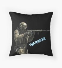WARRIOR OF GAME !!! Coussin