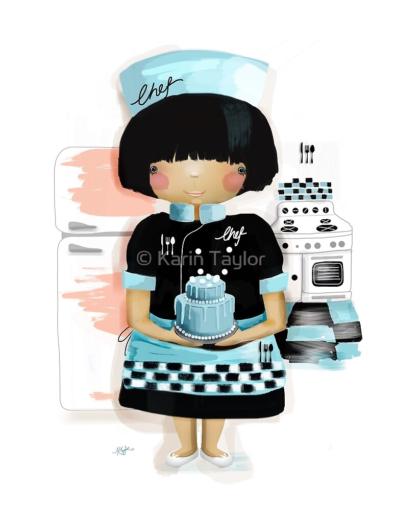The Little Chef by Karin Taylor