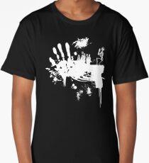 Bloody Guns! (white) Long T-Shirt