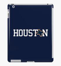 HOUSTON iPad Case/Skin