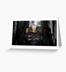 Project Lucian - League of Legends Greeting Card