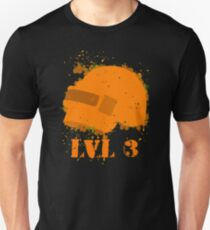 Helmet (Level 3) - PUBG Unisex T-Shirt