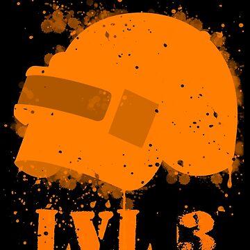 Helmet (Level 3) - PUBG by Eniac