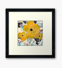 The Vivid Now Framed Print