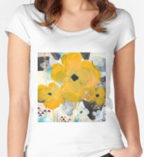 The Vivid Now Women's Fitted Scoop T-Shirt