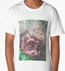 Peony Long T-Shirt