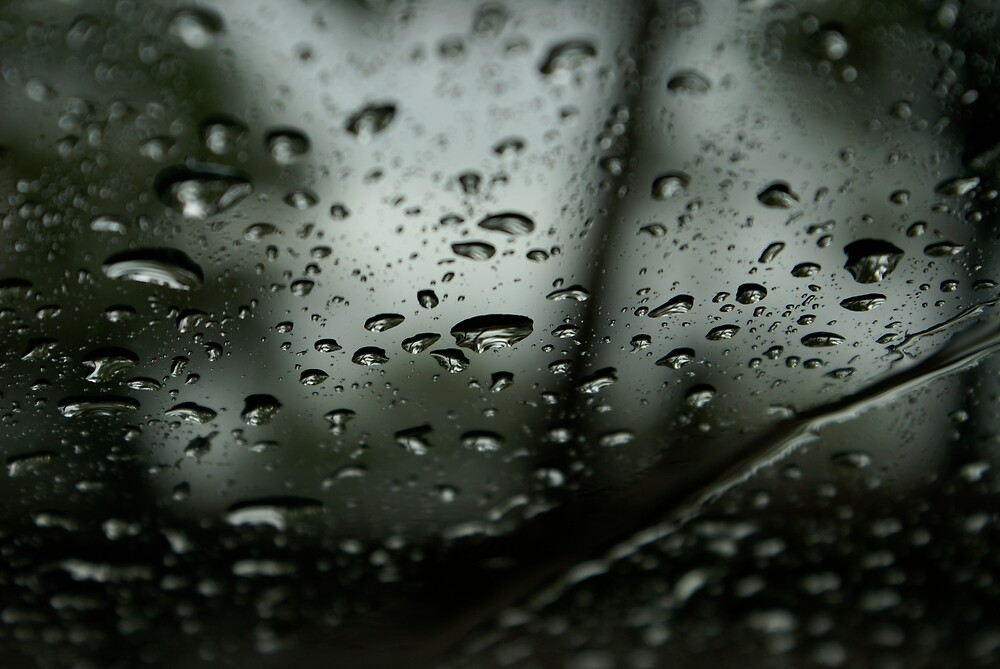 rain drops by tommo
