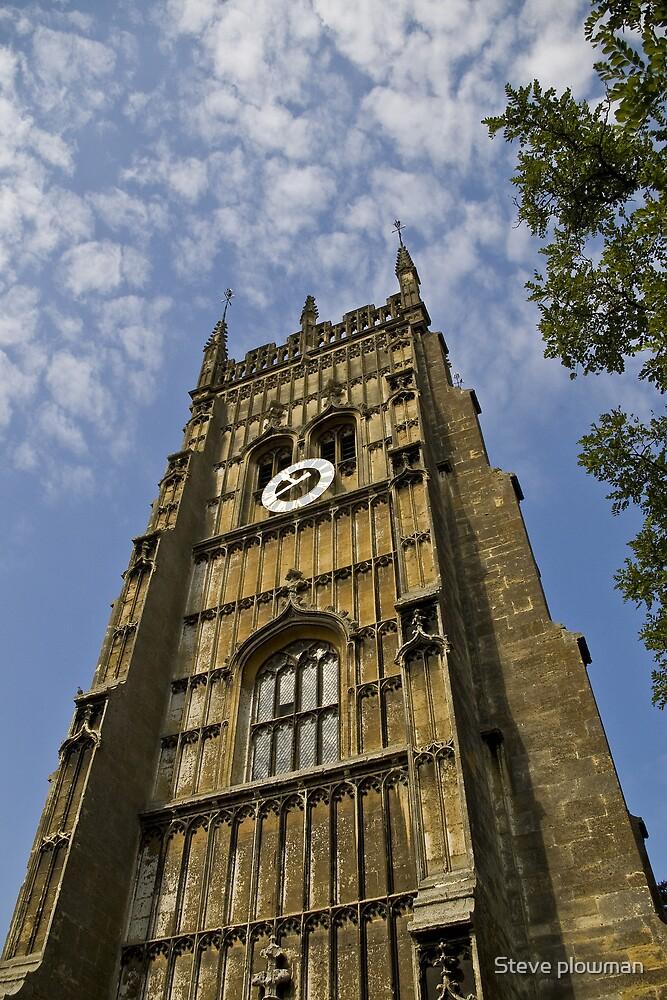 Towering above by Steve plowman