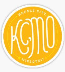 Kansas City Series: Yellow Sticker