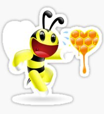 i found honey Sticker