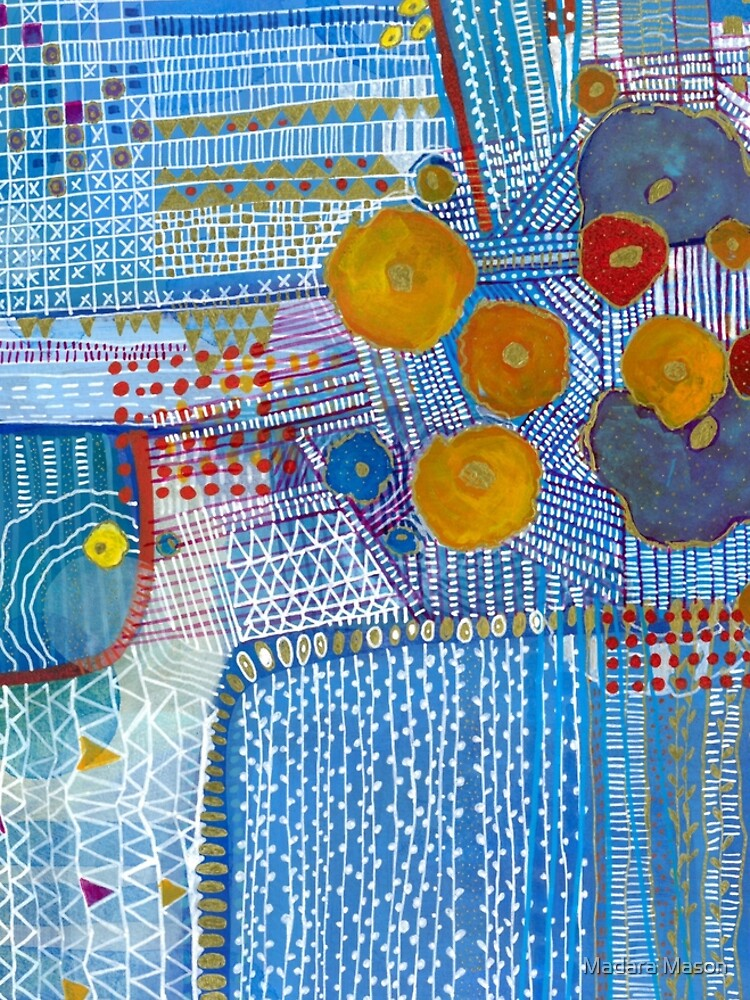A Blue Sensation by madaramason
