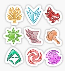 Guild Wars 2 - Specialization Pack Sticker