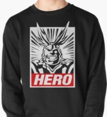 Boku No Hero Academia - All Might Pullover