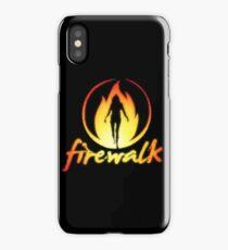 FIREWALK Band logo - Life is strange Before the storm  iPhone Case