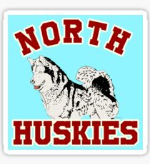 Tame Impala North Huskies Sticker