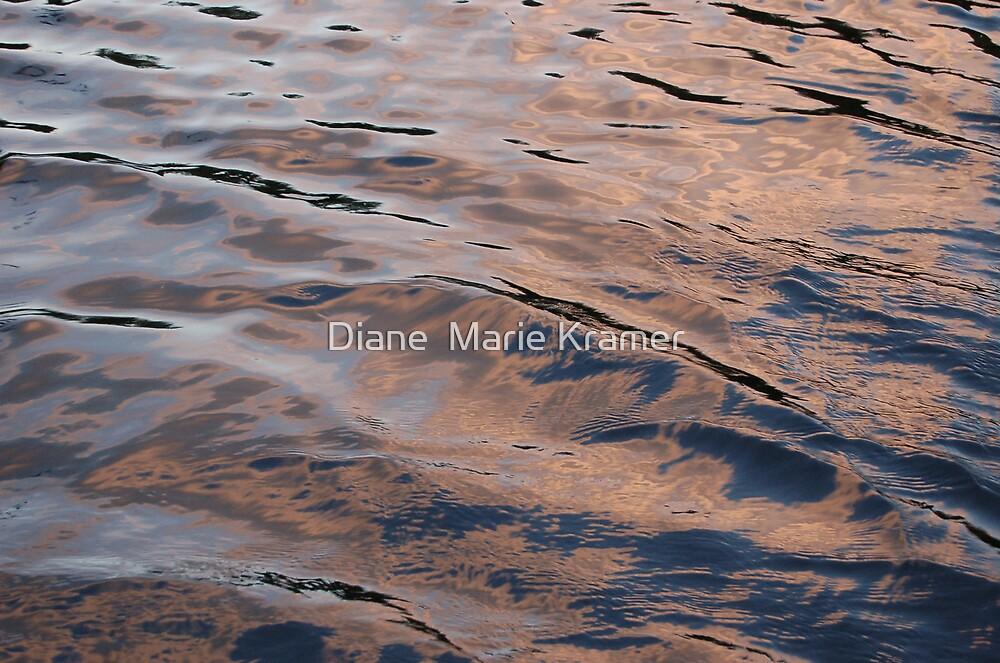 Water by Diane  Marie Kramer