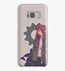 Random Frequent Flyer Dent Samsung Galaxy Case/Skin