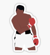 Muhammad Ali Sticker
