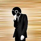 Vinyl Head by Evan Sharboneau