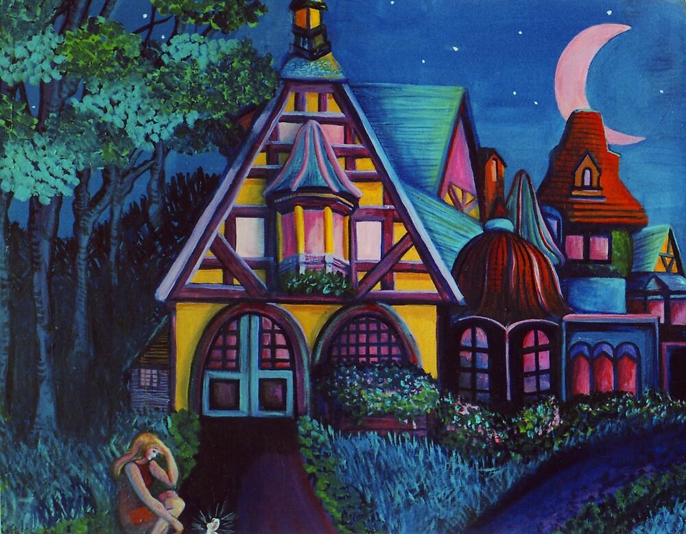 Mystic Evening by Jill Mattson