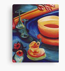 Mystic Luncheon Canvas Print