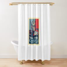 Optimus Prime - Change Shower Curtain