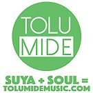 TolumiDE Music - Suya Soul - Green White Green by TolumiDE