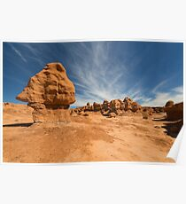 Goblin Valley State Park Poster