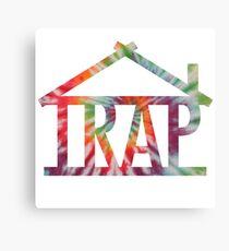 Trap House Canvas Print