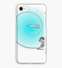 Get Lost in Space iPhone Case/Skin