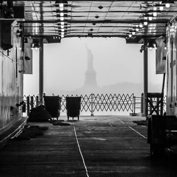 "Libertad a través de ""The Boat"" de ShootFirstNYC"