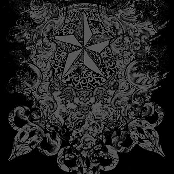 Wicked Nautical Star  by chadlonius