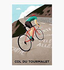 Col Du Tourmalet Photographic Print