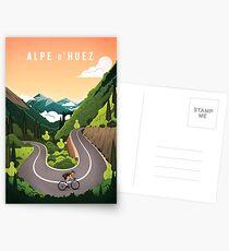 Alpe d'Huez Postkarten