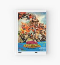 Invincible Space Streaker Hardcover Journal